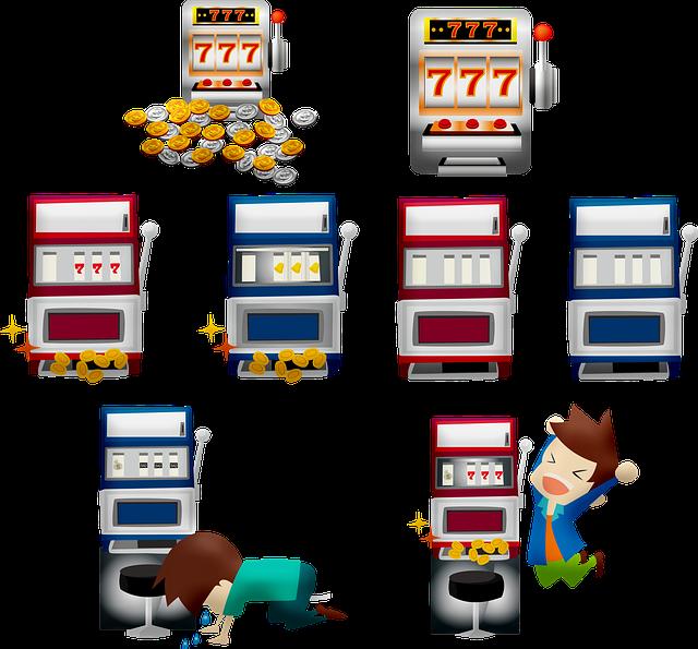 slot machine arcade game